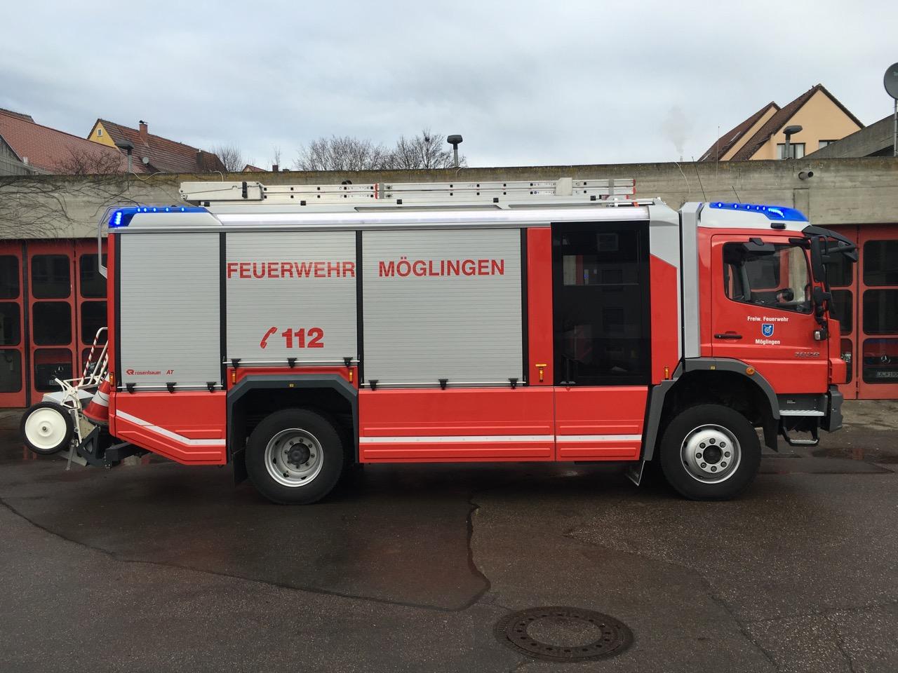 B1 – Feuer/Rauch Feld, BAB A81